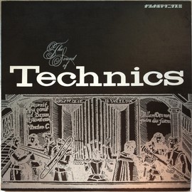 Various Artists - The Sound Of Technics