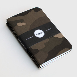 Word. - Word. Notebooks (3 Pack)