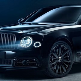 BAMFORD, BENTLEY MULLINER - MULSANNE SPEED