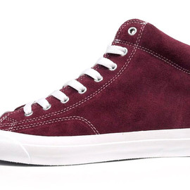 CONVERSE - JACK PURCELL SUEDE MID