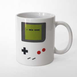 Tiago Gonçalves - Clever Game Boy Coffee Mug