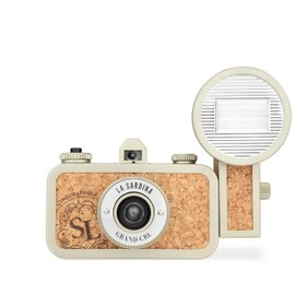 Lomography - La Sardina Camera & Flash Grand Cru