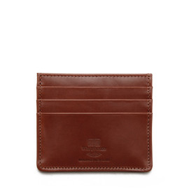 Whitehouse Cox - ホワイトハウスコックス | S1014 CARD CASE / ANTIQUE BRIDLE