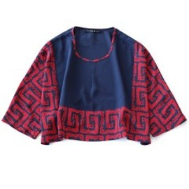 P.A.M. - Godess Nut Top (navy)