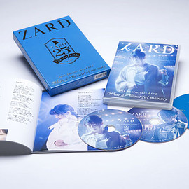 "ZARD - ZARD 25th Anniversary LIVE ""What a beautiful memory"""