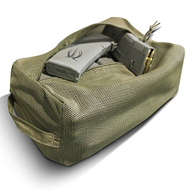 TYR Tactical - Huron™ Vehicle Mesh Storage Bag - Coyote Brown