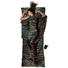 COCOON - Silk Travel Sheet African Night