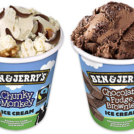 BEN&JERRY'S - ICE CREAM