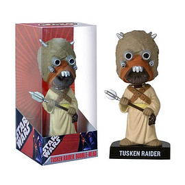 FunKo - STAR WARS TUSKEN RAIDER BOBBLE-HEAD