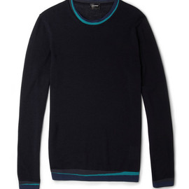 Jil Sander - Wool-Blend Crew Neck Sweater