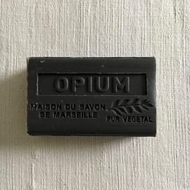 Savon de Marseille - Opium Scented Soap with Organic Argan Oil