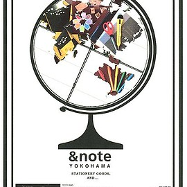 &note YOKOHAMA - Stationery goods,and ...