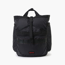 BRIEFING - BRIEFING × New Balance GYM SAC  BLACK