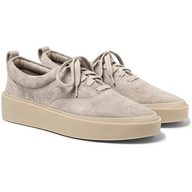Fear of God - 101 Brushed-Suede Sneakers