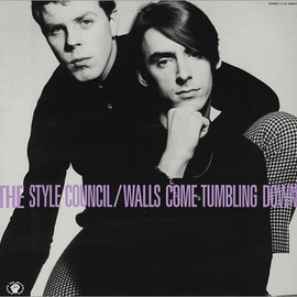 "The Style Council - Walls Come Tumbling Down (12"")"