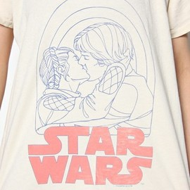 "JUNK FOOD × Ray BEAMS - 別注""STAR WARS"" VネックT"