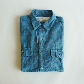 wa-sey - Tripple Needle Work Shirt