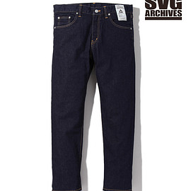SVG ARCHIVES - WASHED. SKINNY/10 OZ-PT