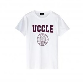 A.P.C. - UCCLE Tシャツ
