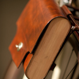 Pocket Pannier with Cedar