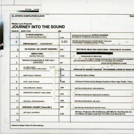 Various Artists - MANIAC LOVE PRESENTS JOURNEY INTO THE SOUND