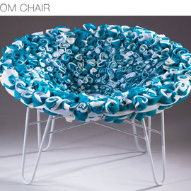 MiJung Lee - Blossom chair