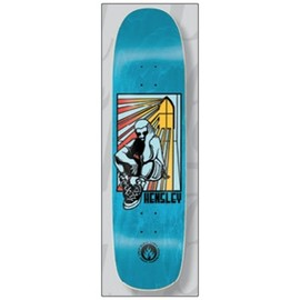 Black Label - Black Label Skateboards <br> Black Label Matt Hensley Stained Glass  Deck<br> 8.38x32.5