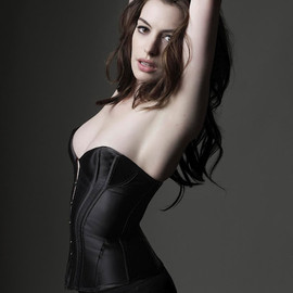 GQ UK - Anne Hathaway by Mark Seliger for GQ UK