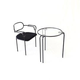 SHIRO KURAMATA - 01 chair / 01 table