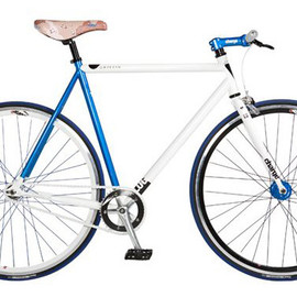 """Griffin x Charge Bikes - """"The Plug"""" Fixed Gear Bike"""