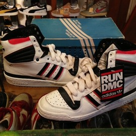 "adidas - 「<deadstock>80's adidas ELDORADO wht/blk/red""made in FRANCE"" W/BOX size:GB10(28.5cm) 15000yen」完売"