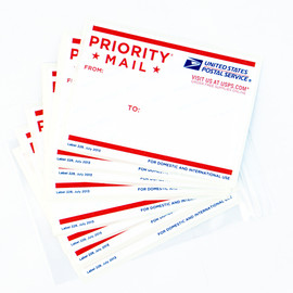 United States Postal Service - Shipping Labels (Priority Mail)