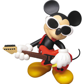 MEDICOM TOY - UDF MICKEY MOUSE(GRUNGE ROCK Ver.)