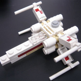 LEGO - X-wing starfighter