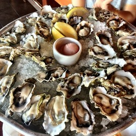 Elliott's Oyster House - Seattle - Oysters