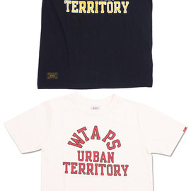WTAPS - WTAPSDESIGNS/S06TEE.COTTON(Tシャツ)200-006195-037+【新品】【smtb-TD】【yokohama】