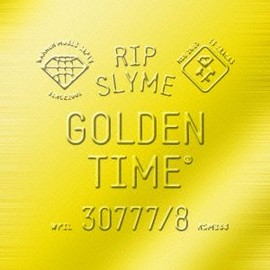 RIP SLYME - GOLDEN TIME(初回限定盤)