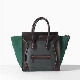 CELINE - Luggage tote bag