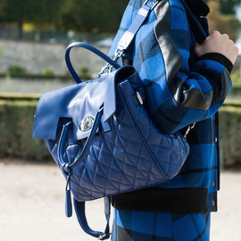Mulberry - Mulberry Cara Delevingne Quilted Nappa-leather Backpack