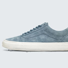 VANS - size? x Vans Old Skool CA 'Clay'