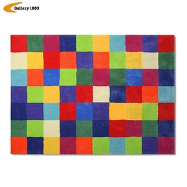 uniform experiment - Gallery1950 COLOR CHART LARGE RUG MAT