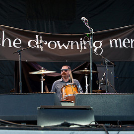 the drowning Men - tour photo