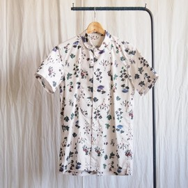 TROVE - WERTH SHIRT [SHORT SLEEVE] #botanical