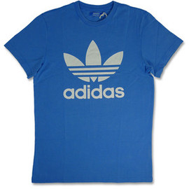 adidas originals - Spo tee 4 o59172 t-shirt bluebird