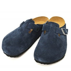 Birkenstock - NAVY BOSTON