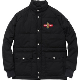 Supreme - Mechanics Puffy Jacket - Black