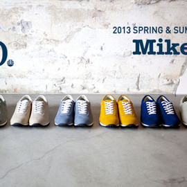 blueover - blue over mikey 2013/SS