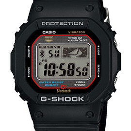 CASIO - G-SHOCK Bluetooth
