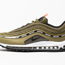 NIKE, UNDEFEATED - UNDEFEATED x NIKE AIR MAX 97 – OLIVE (DC4830-300)