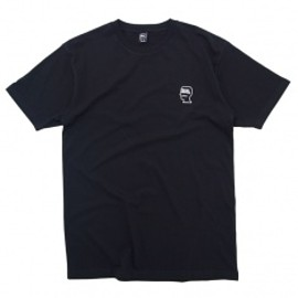 BRAIN DEAD - LOGO Tee Black